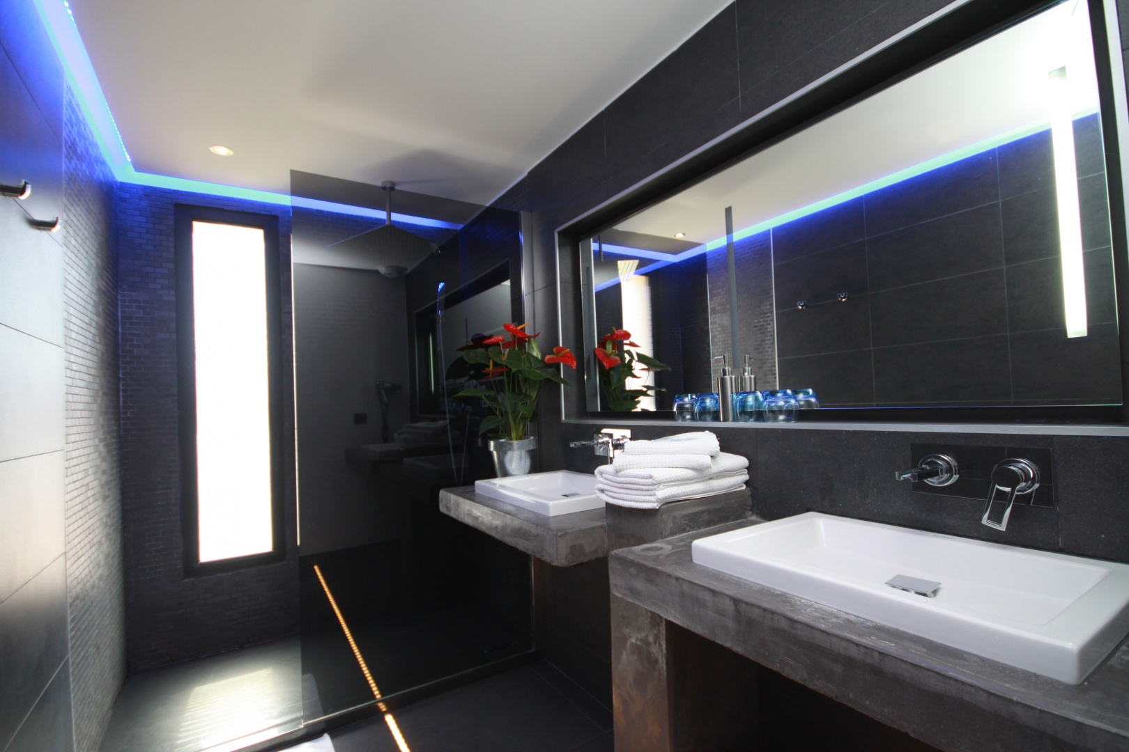 Best suite parentale design ideas for Petite salle de bain suite parentale